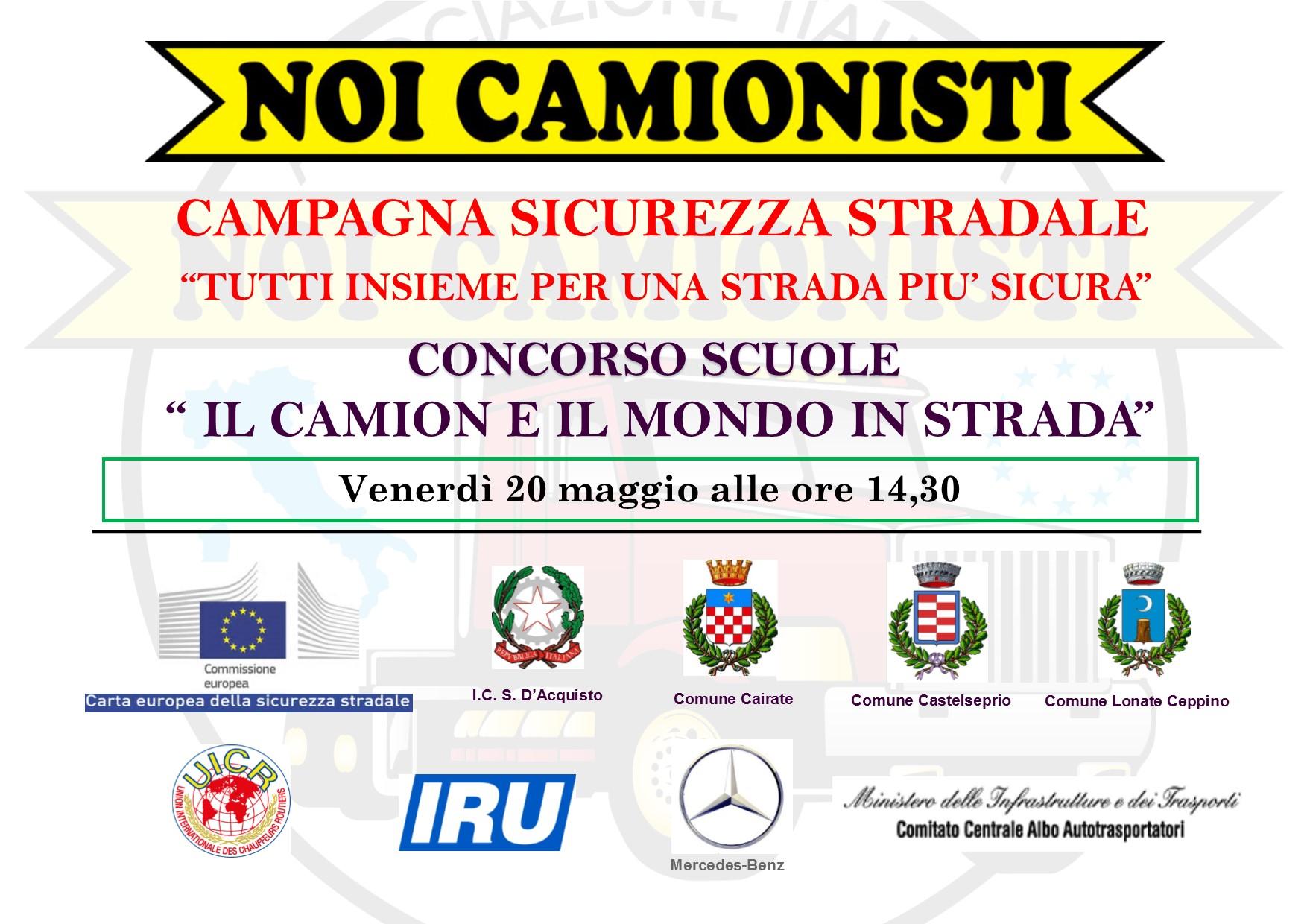 bozza presentazione ATTESTATO CAMION 2016